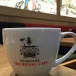デンマーク・ザ・ロイヤルカフェテラス -
