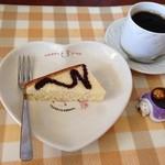 51497374 - H.28.5.25.昼 ミニコーヒー・ケーキセット