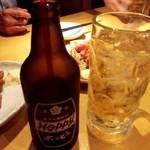 テング酒場 - ホッピー(白)