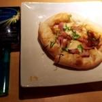 テング酒場 - ピザ(小さい)¥421-