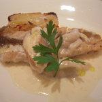 トラットリアピッティ - 白甘鯛のソテー