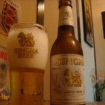 メークマイ - シンハービール ¥525