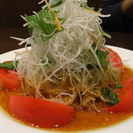 5150314 - ダイコンと水菜のサラダ