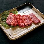 平安橋 - 料理写真:店長一押 自信のハラミ