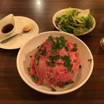 肉ビストロ WAIGAYA - サラダ付き