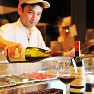 『エノテカ=ワイン屋』ソムリエ厳選!常備150種のワイン