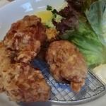 51502369 - PUBLIC DINER 若鶏の唐揚げ