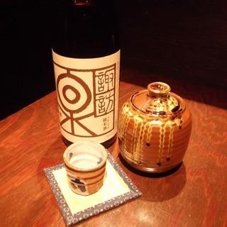 【日本酒にこだわる】店主がお食事にあわせたお酒をご紹介