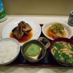 ごはんやたつや - 本日の日替わり定食、750円!