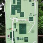 51505150 - 薬王院の見取り図