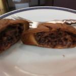 スプリングガーデン - 焼いた「もみじ饅頭」の味は・・・
