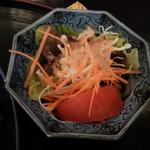 スプリングガーデン - ランチのサラダ