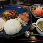 スプリングガーデン - 本格タイランチ840円(税込)