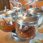 タイ田舎料理 クンヤー - 調味料