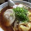 いこいらーめん支店 - 料理写真:しょう油ワンタン麺650円