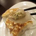 横浜らーめん 六壱家 - 野菜たっぷり