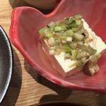 和食バル 音音 - だし豆腐