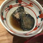 和食バル 音音 - 茄子の煮物