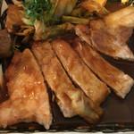 PAPA'S - 豚ロース野菜味噌のソテー
