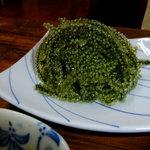キッチンみほりん - 海ぶどう