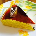 スイーツナカムラ - ベイクドチーズケーキ