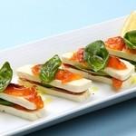 ラ・ベルデ - 【Summer Party Plan】水切り絹豆腐のカルパッチョ