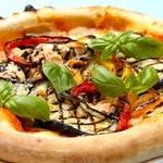 ラ・ベルデ - 【Summer Party Plan】夏野菜とツナのピッツァ
