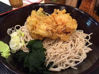 四谷 政吉 - かき揚げ蕎麦