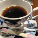 レストランブルンネン - コーヒーです