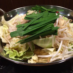 気分上々 - モツ鍋(第三回訪問)