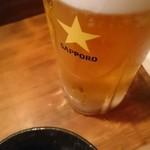 丑寅 - 男は黙ってサッポロビール!