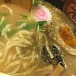 51515588 - 麺、山椒