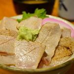 春夏秋冬 - 大とろあぶり丼 (¥1,000)