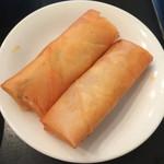 中華料理永香閣 - 春巻
