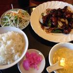 台湾風味 満福楼 - 料理写真: