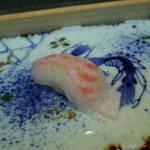 しら川 - お昼の石鯛