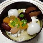 モントロー洋菓子店 - 料理写真:抹茶プリン(330円)