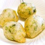 la Brianza - パスタランチ 1100円 のゼッポリーネ(ナポリ風揚げパン)