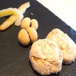 la Brianza - パスタランチ 1100円 の小菓子3種類盛り合わせ