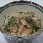 日本料理 宮本 - 穴子御飯