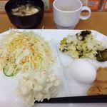 東横INN 倉敷駅南口 - ゆで卵が綺麗に剥けない