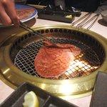 焼肉 銀座 コバウ - 鳥取県田村牧場サーロイン35ヶ月
