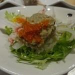 すし馨 - カニ味噌スープ