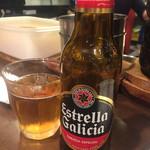 51527454 - スペインビール エステラガリシア