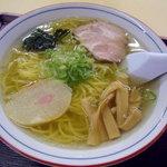 味平 - 料理写真:塩ラーメン