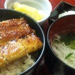 鰻料理 うな富 - 091126