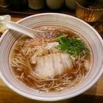 木鶏製麺所 - 料理写真:ラーメン 650円