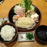 花車 - みそ鍋定食(ランチ)