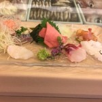 やま中・本店 鮨と日本料理  - 刺身盛合せ