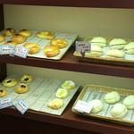 ブレアマンジャーレ - 菓子パンコーナー